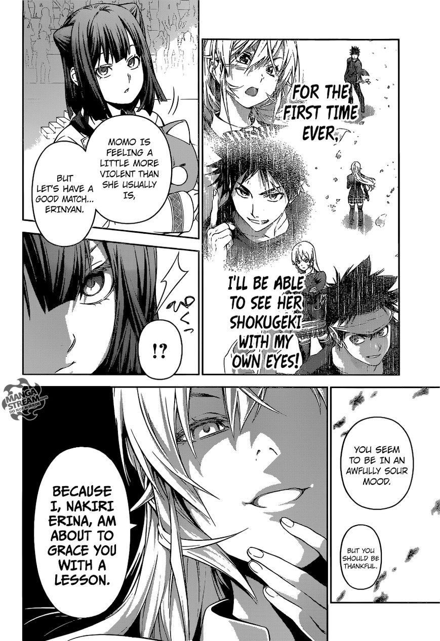 Shokugeki no Soma Chapter 244  Online Free Manga Read Image 19