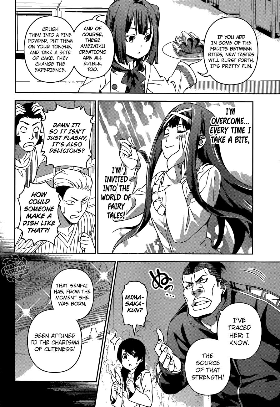 Shokugeki no Soma Chapter 245  Online Free Manga Read Image 14