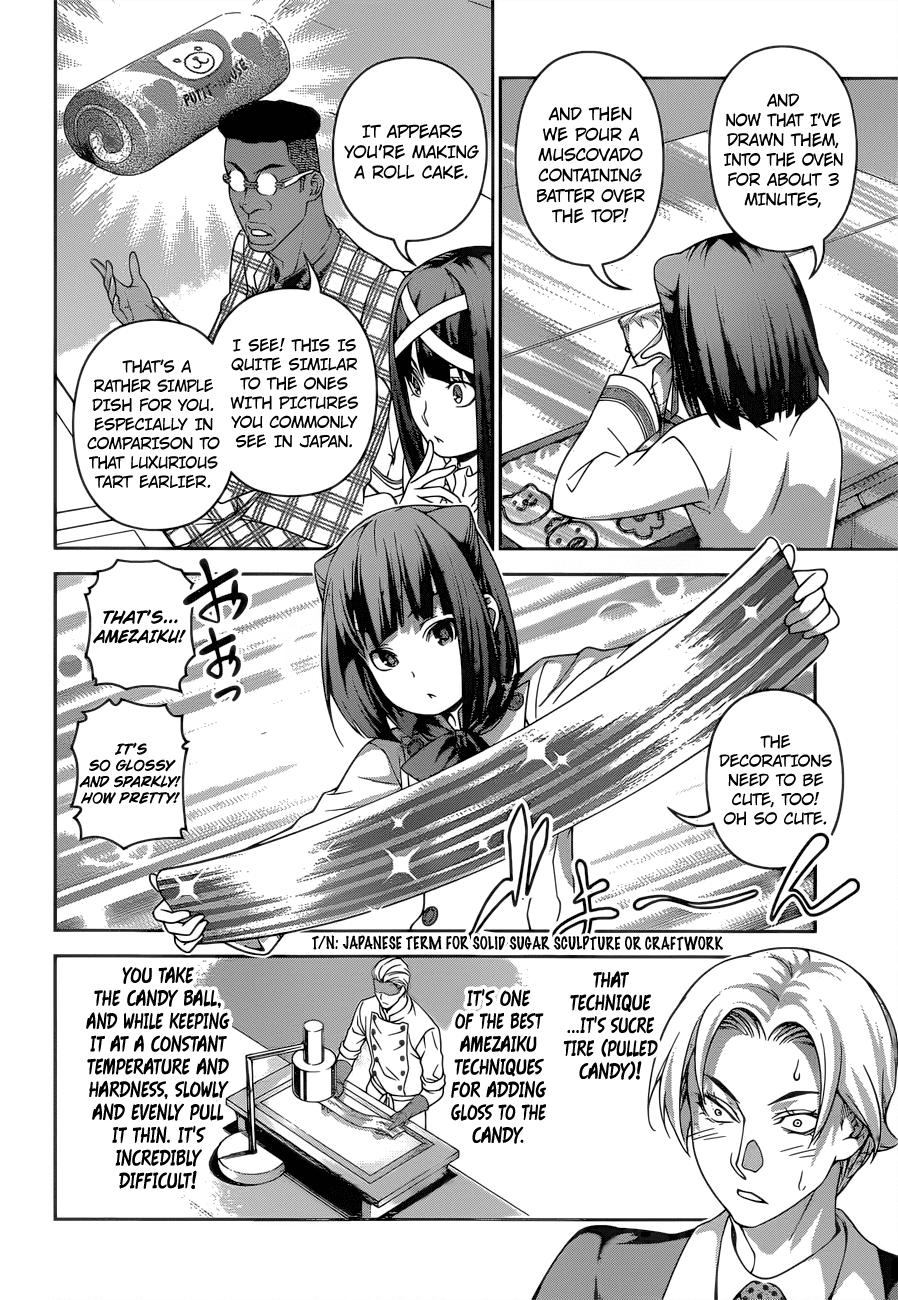 Shokugeki no Soma Chapter 245  Online Free Manga Read Image 7