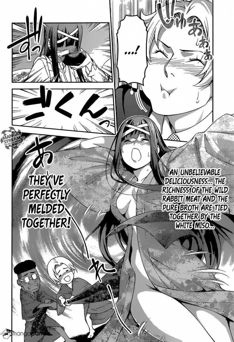 Shokugeki no Soma Chapter 249  Online Free Manga Read Image 12