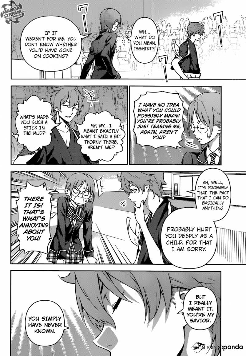 Shokugeki no Soma Chapter 249  Online Free Manga Read Image 6