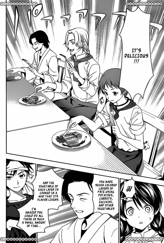 Shokugeki no Soma Chapter 25  Online Free Manga Read Image 9