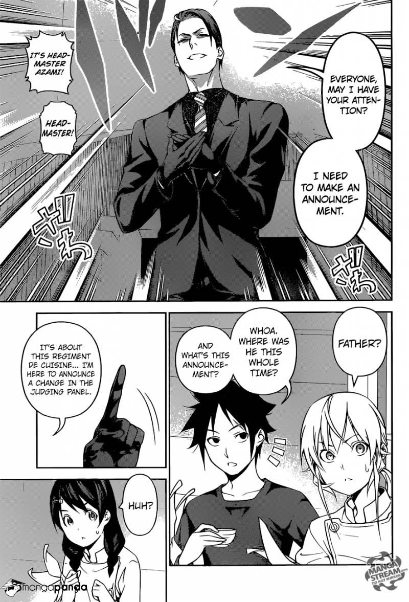 Shokugeki no Soma Chapter 251  Online Free Manga Read Image 3