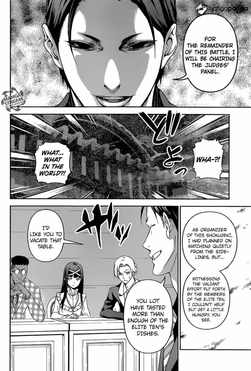 Shokugeki no Soma Chapter 251  Online Free Manga Read Image 4
