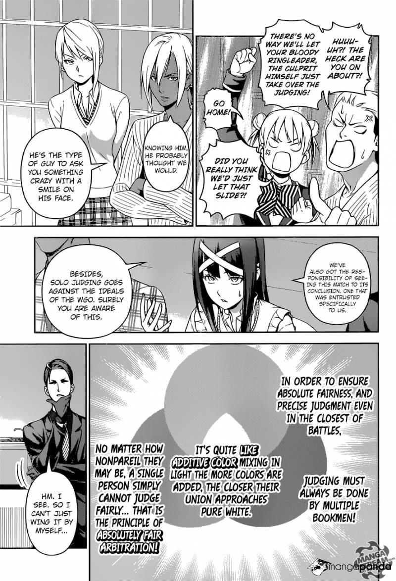 Shokugeki no Soma Chapter 251  Online Free Manga Read Image 5