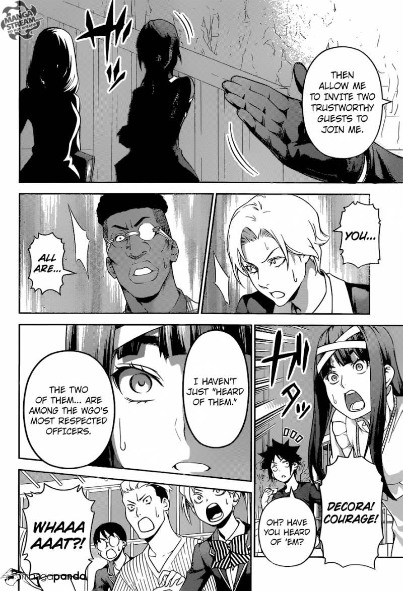 Shokugeki no Soma Chapter 251  Online Free Manga Read Image 6