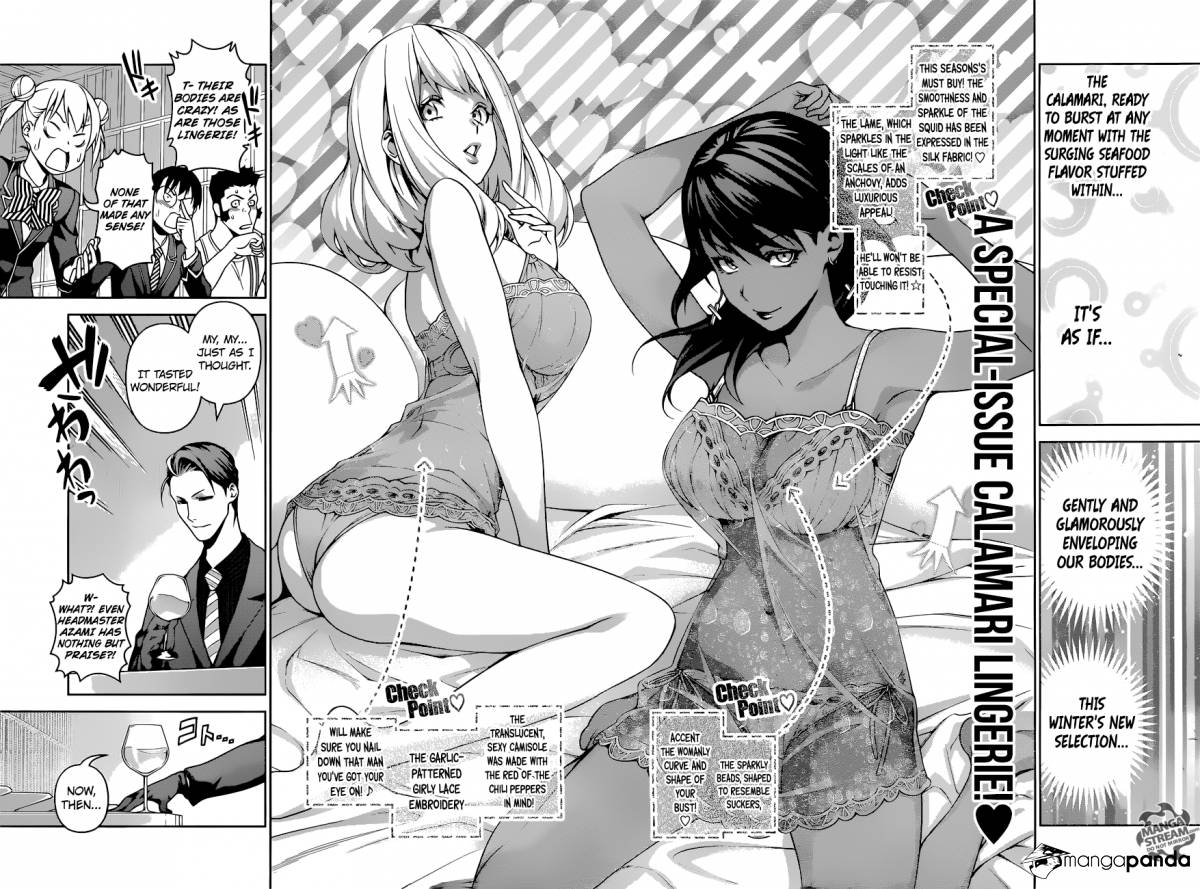 Shokugeki no Soma Chapter 252  Online Free Manga Read Image 8