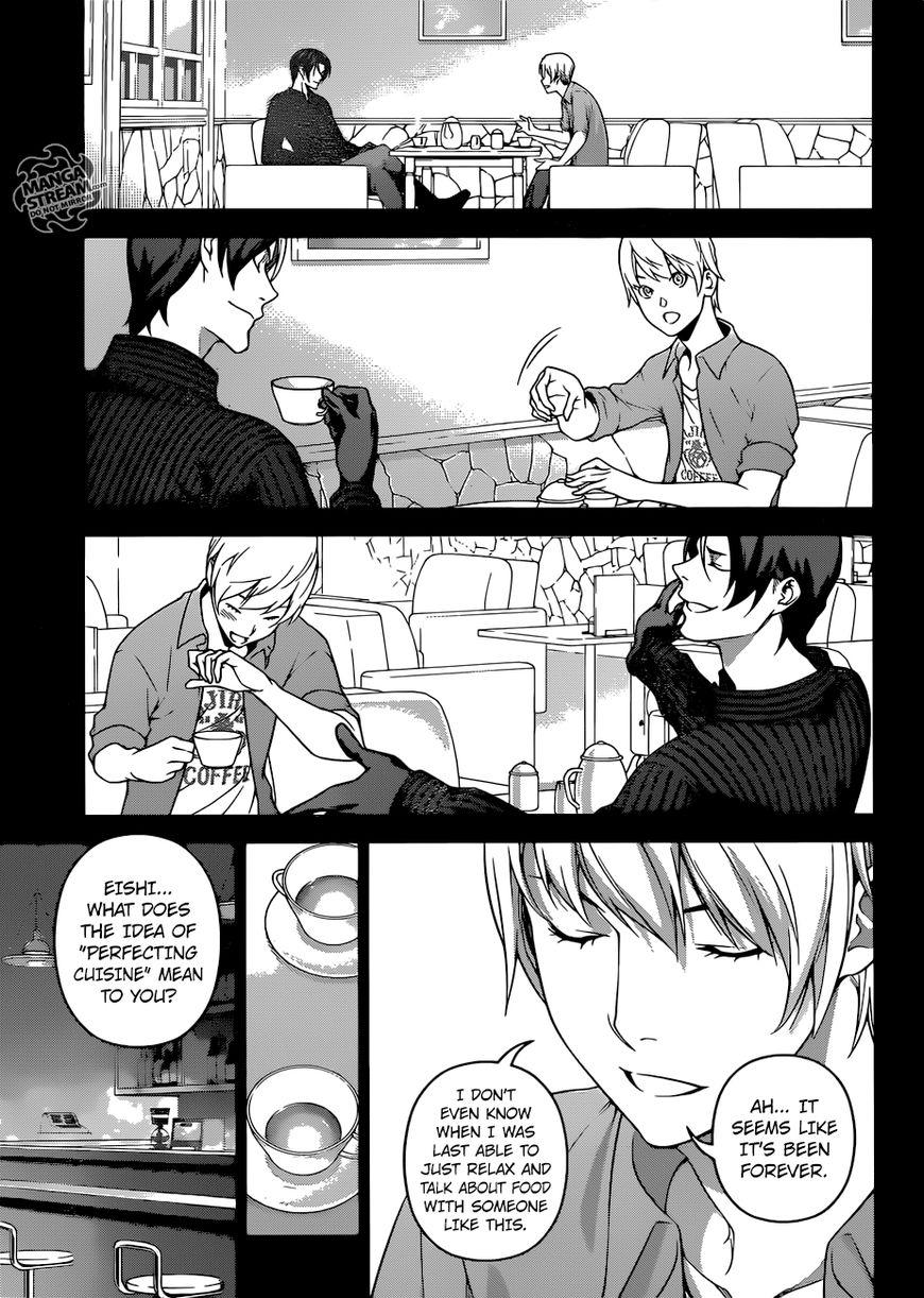 Shokugeki no Soma Chapter 255  Online Free Manga Read Image 10