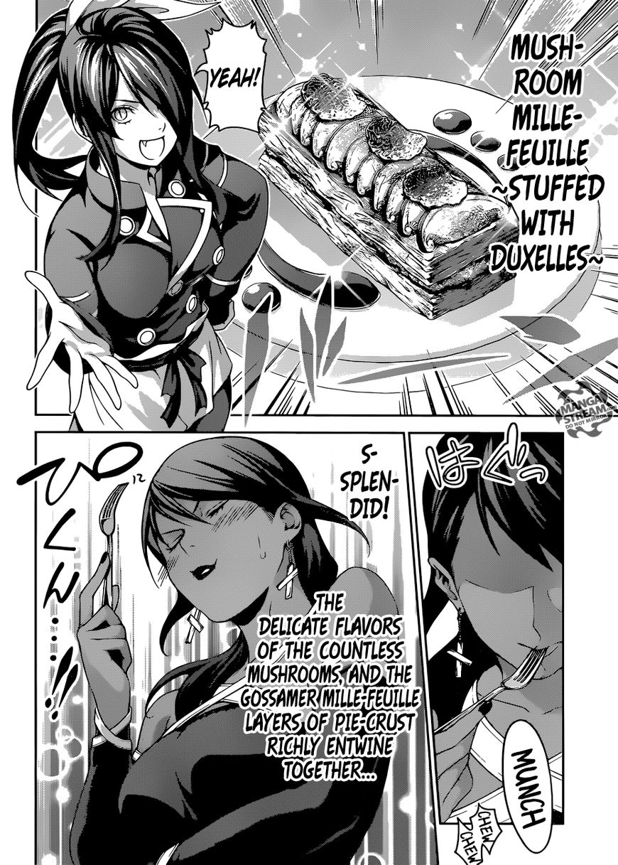 Shokugeki no Soma Chapter 255  Online Free Manga Read Image 13