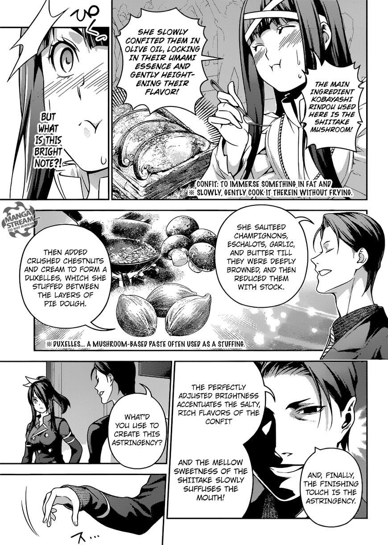 Shokugeki no Soma Chapter 255  Online Free Manga Read Image 14