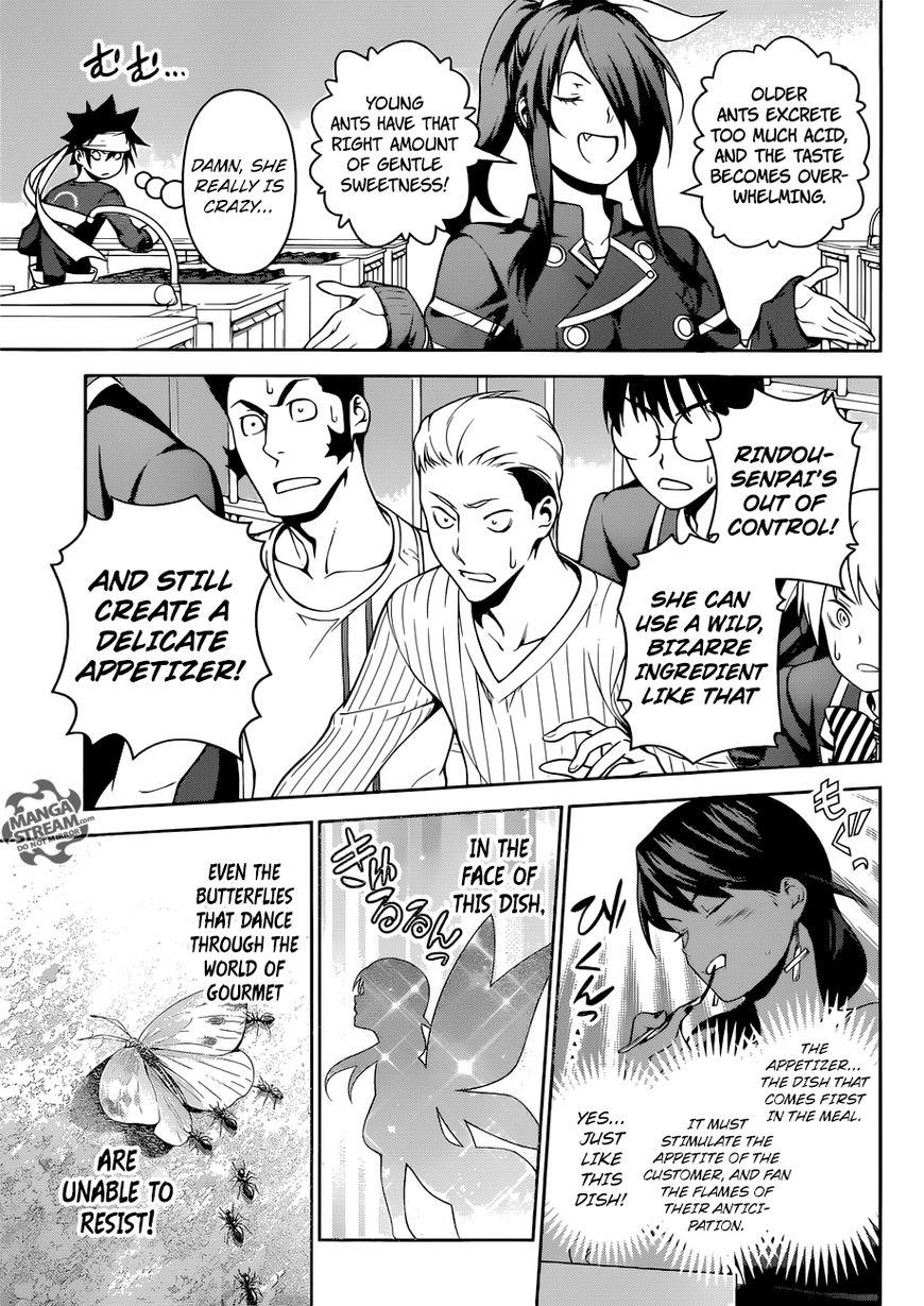 Shokugeki no Soma Chapter 255  Online Free Manga Read Image 16
