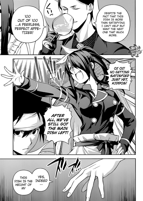 Shokugeki no Soma Chapter 255  Online Free Manga Read Image 18