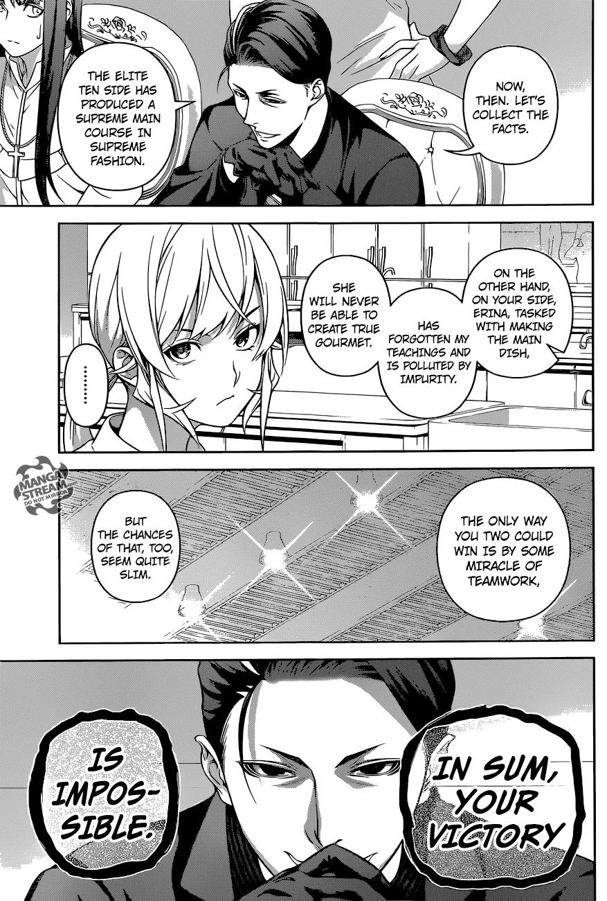 Shokugeki no Soma Chapter 256  Online Free Manga Read Image 16