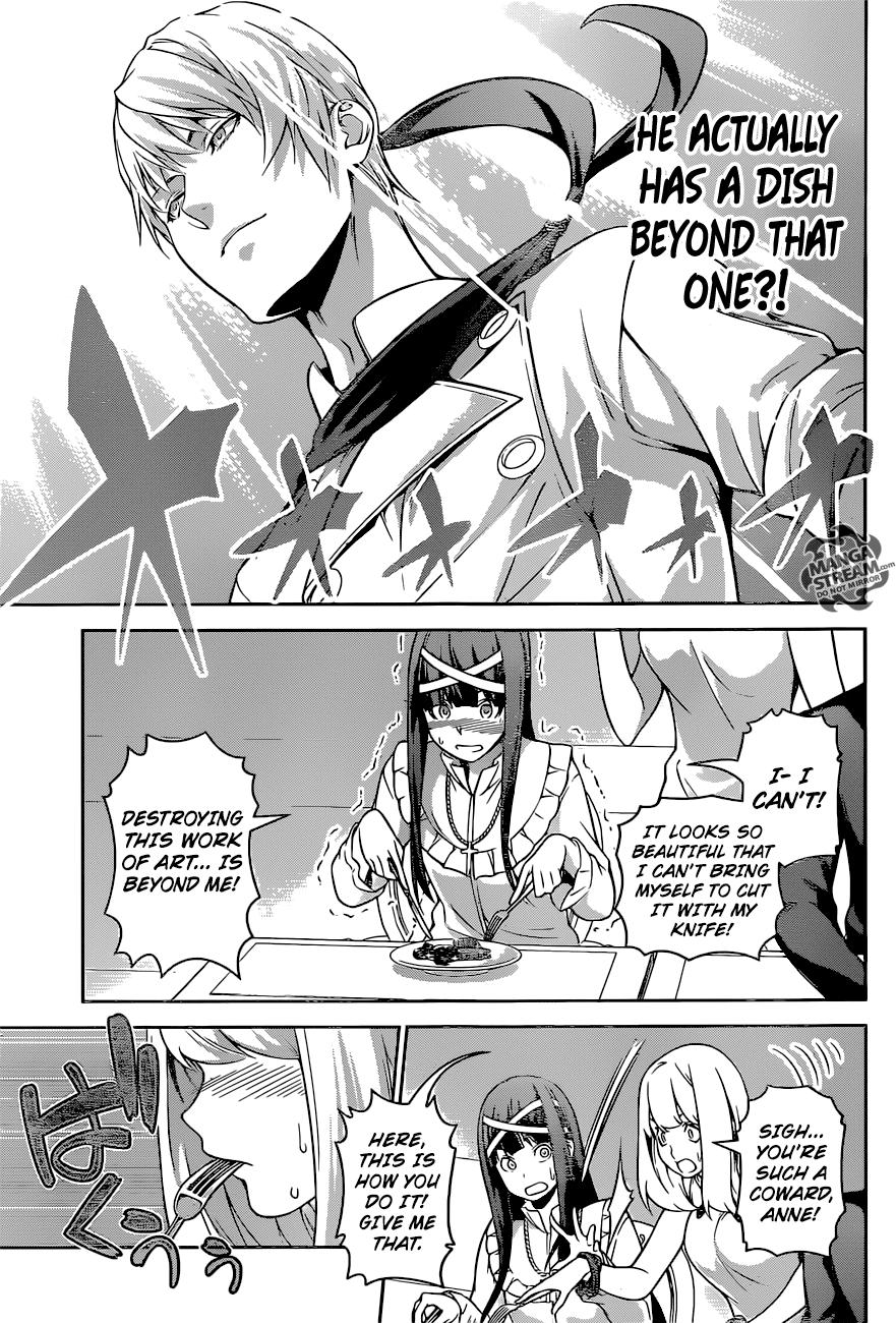 Shokugeki no Soma Chapter 256  Online Free Manga Read Image 7