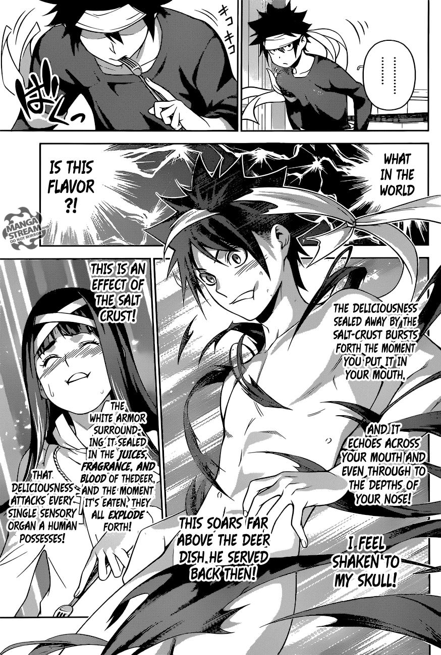 Shokugeki no Soma Chapter 256  Online Free Manga Read Image 9