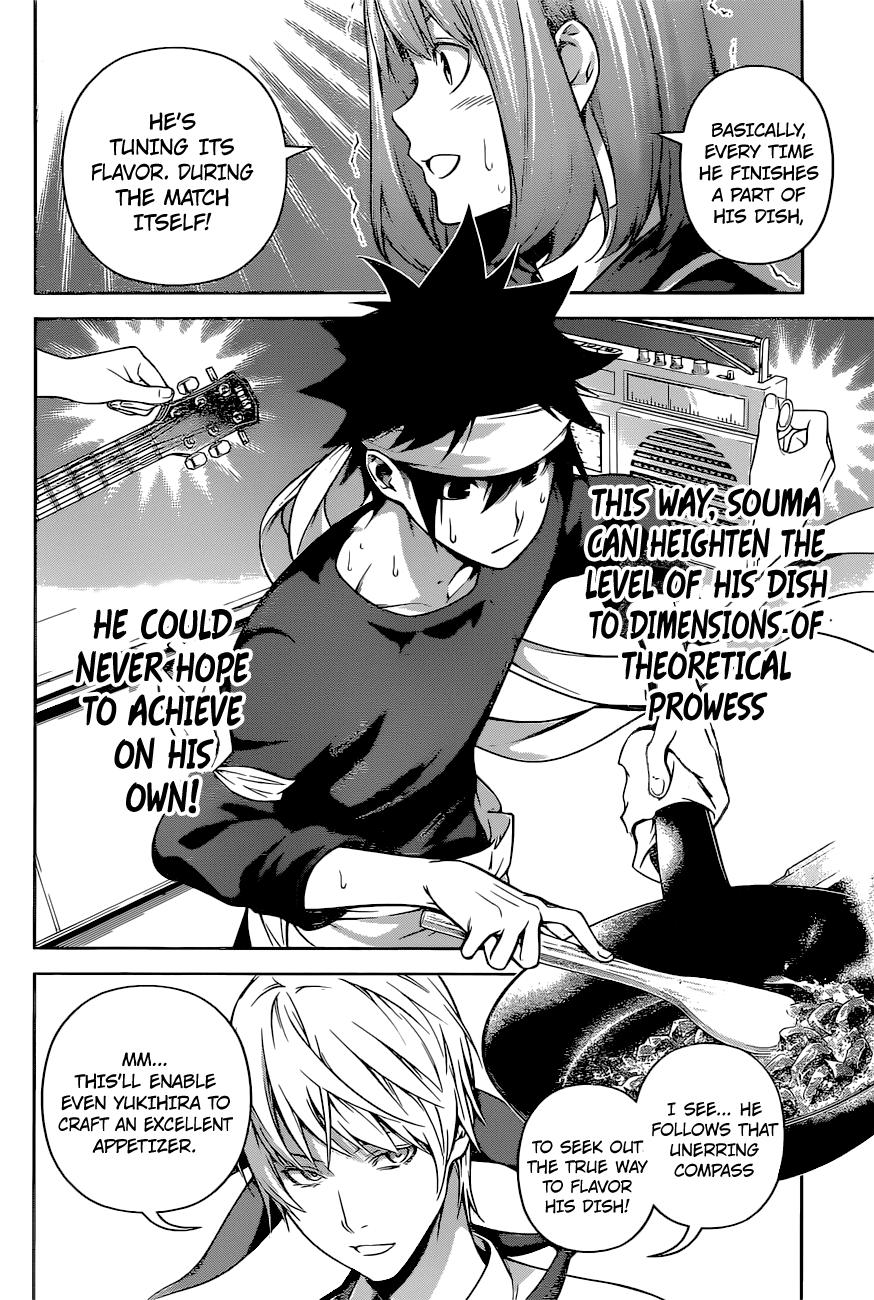 Shokugeki no Soma Chapter 257  Online Free Manga Read Image 17