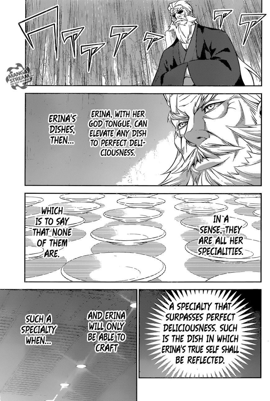 Shokugeki no Soma Chapter 259  Online Free Manga Read Image 12