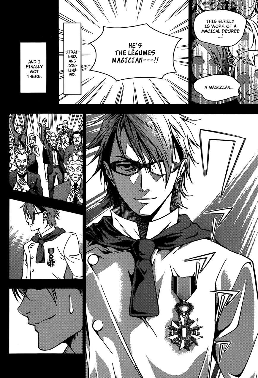 Shokugeki no Soma Chapter 26  Online Free Manga Read Image 13