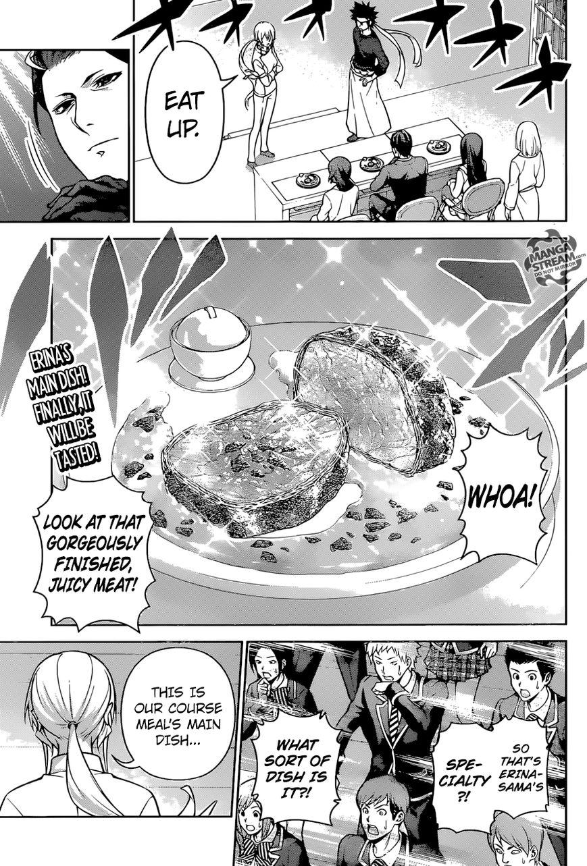 Shokugeki no Soma Chapter 260  Online Free Manga Read Image 1