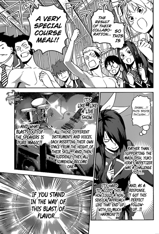 Shokugeki no Soma Chapter 260  Online Free Manga Read Image 16