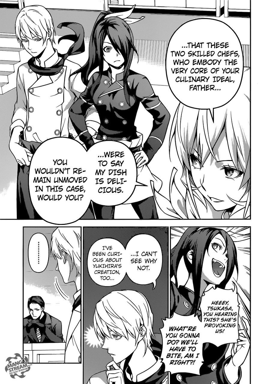 Shokugeki no Soma Chapter 260  Online Free Manga Read Image 6