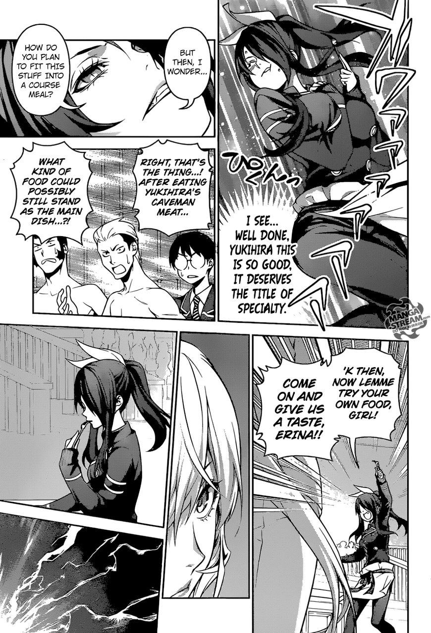 Shokugeki no Soma Chapter 260  Online Free Manga Read Image 8