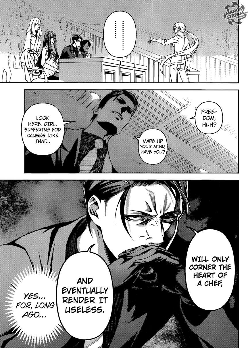 Shokugeki no Soma Chapter 261  Online Free Manga Read Image 15