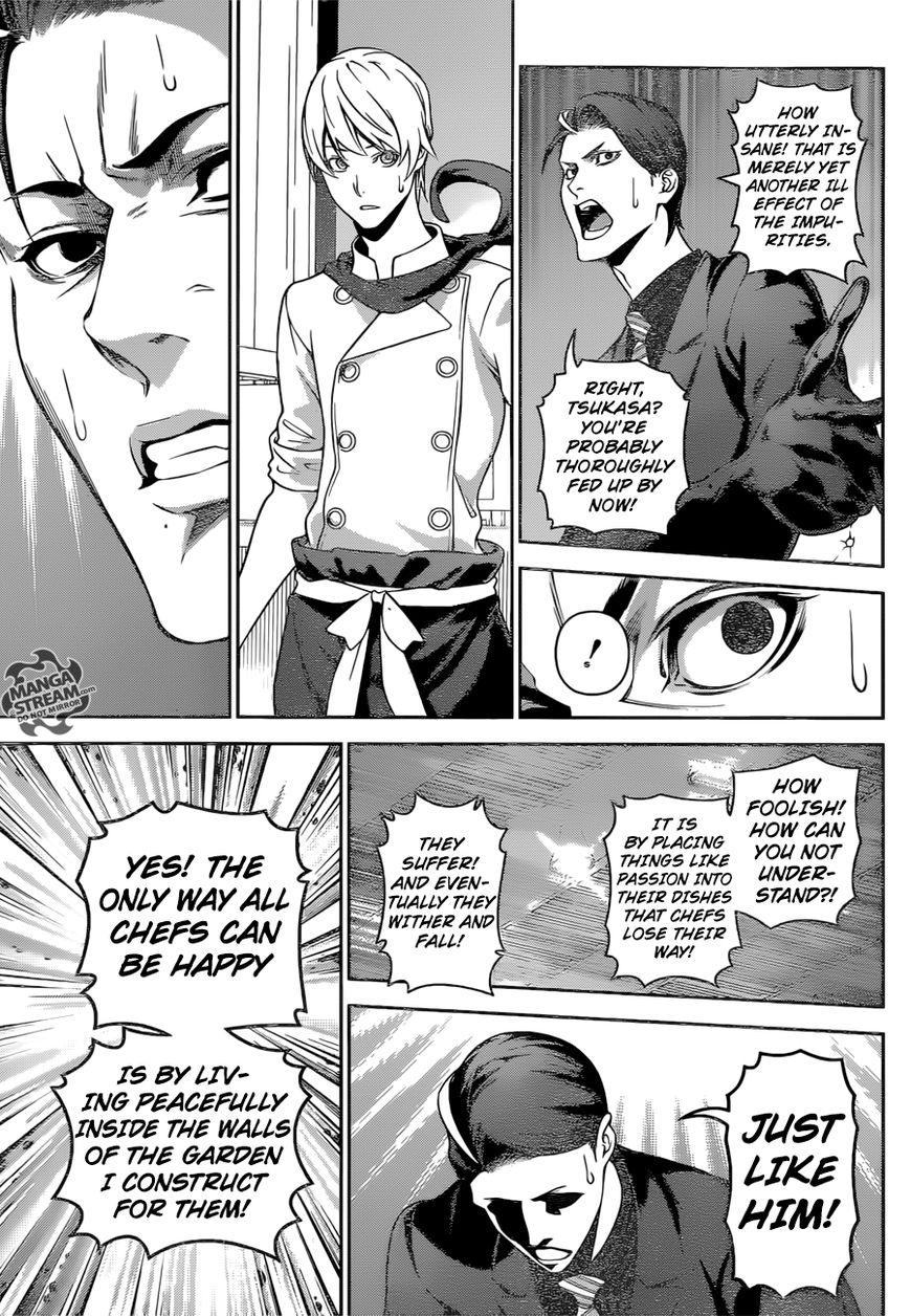 Shokugeki no Soma Chapter 262  Online Free Manga Read Image 11