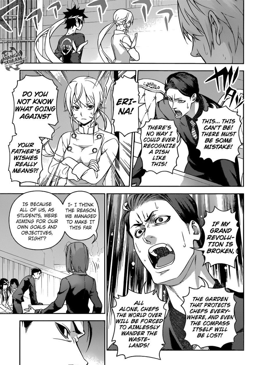 Shokugeki no Soma Chapter 262  Online Free Manga Read Image 7