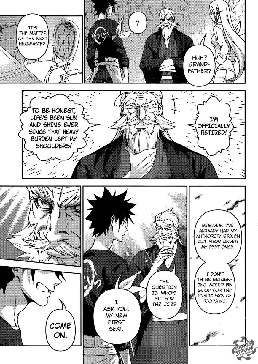 Shokugeki no Soma Chapter 263  Online Free Manga Read Image 13