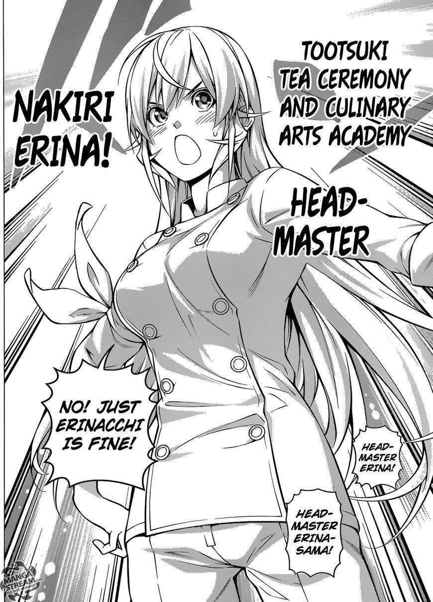 Shokugeki no Soma Chapter 263  Online Free Manga Read Image 18