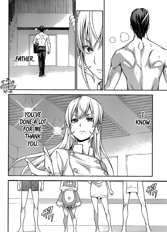 Shokugeki no Soma Chapter 263  Online Free Manga Read Image 8