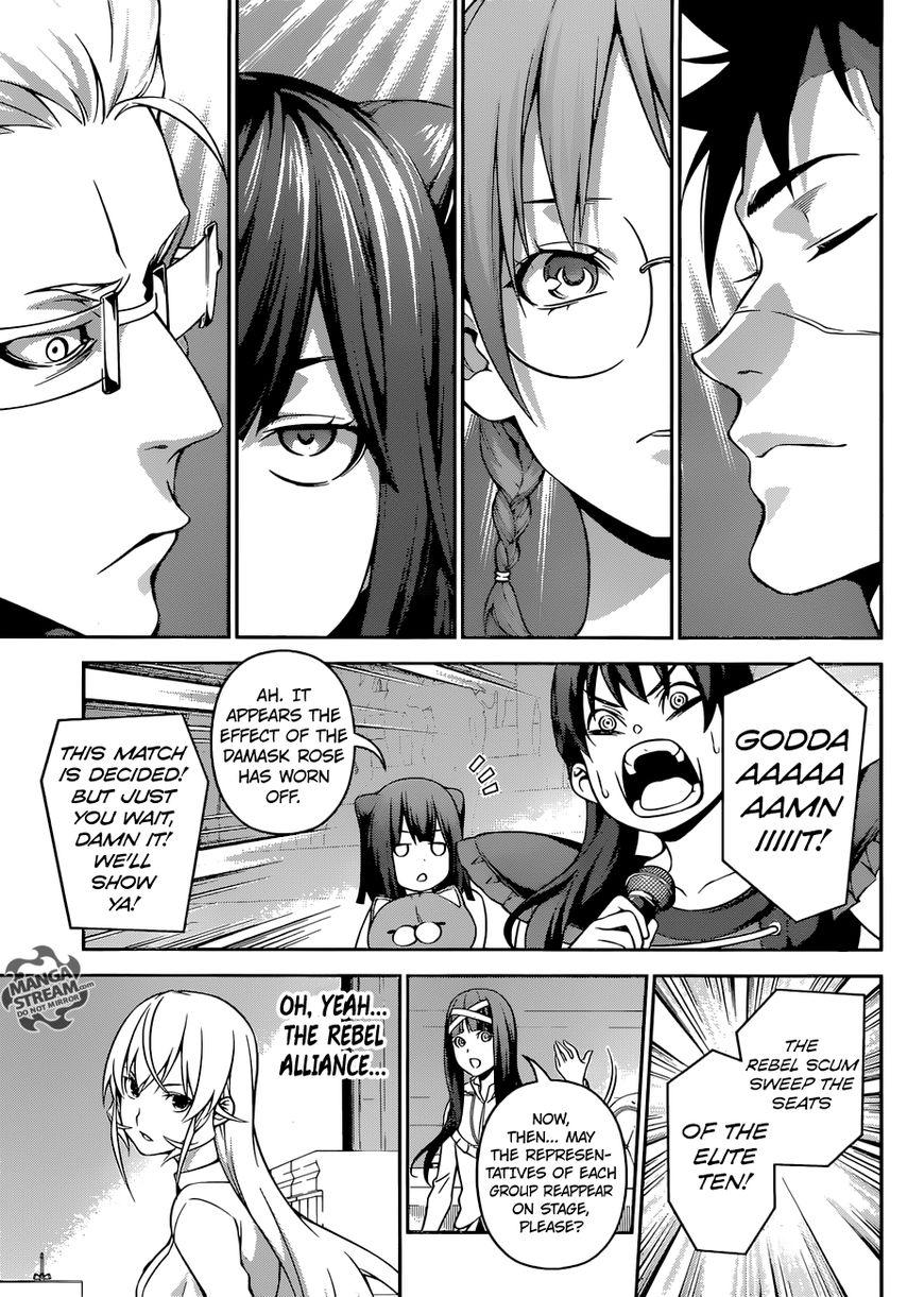 Shokugeki no Soma Chapter 263  Online Free Manga Read Image 9