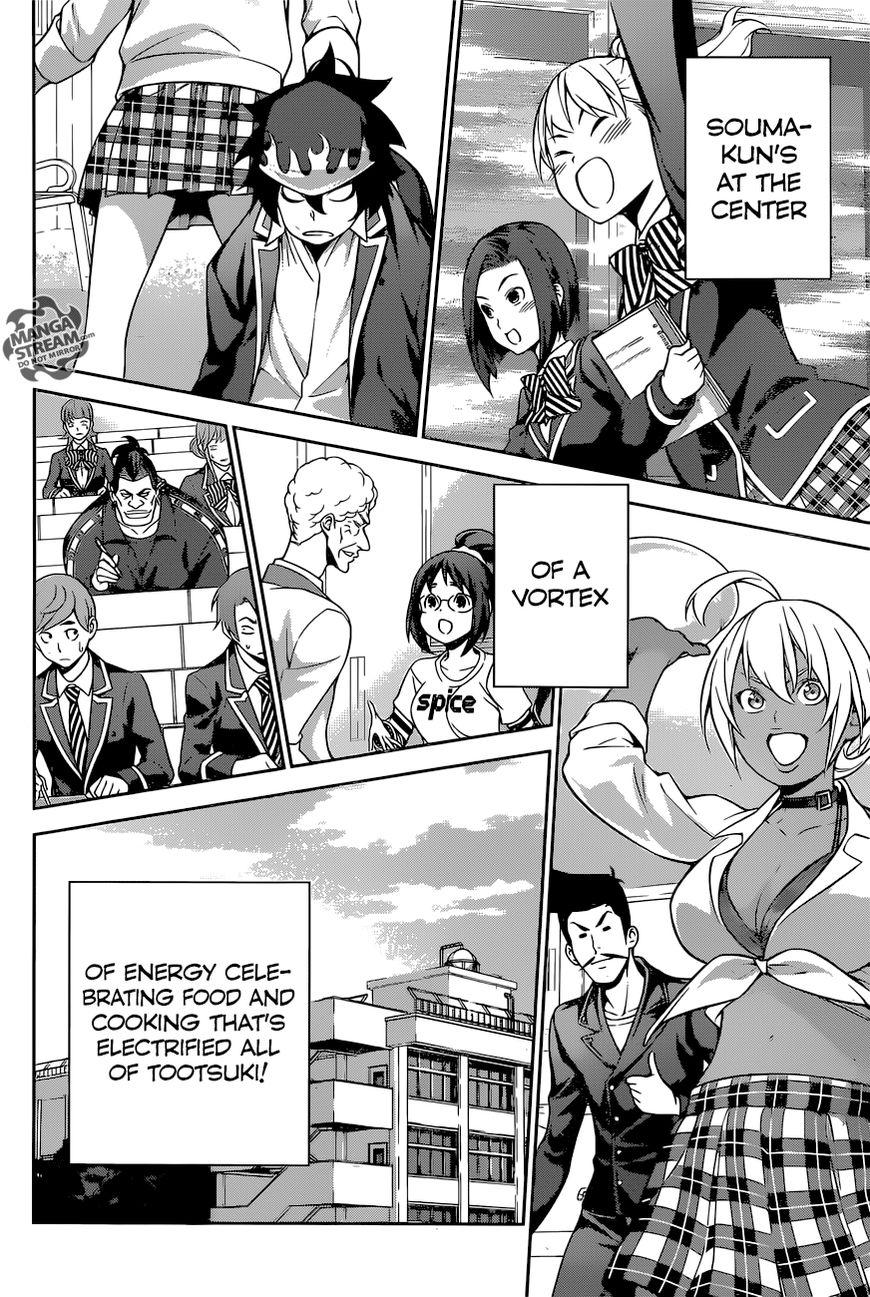 Shokugeki no Soma Chapter 264  Online Free Manga Read Image 18