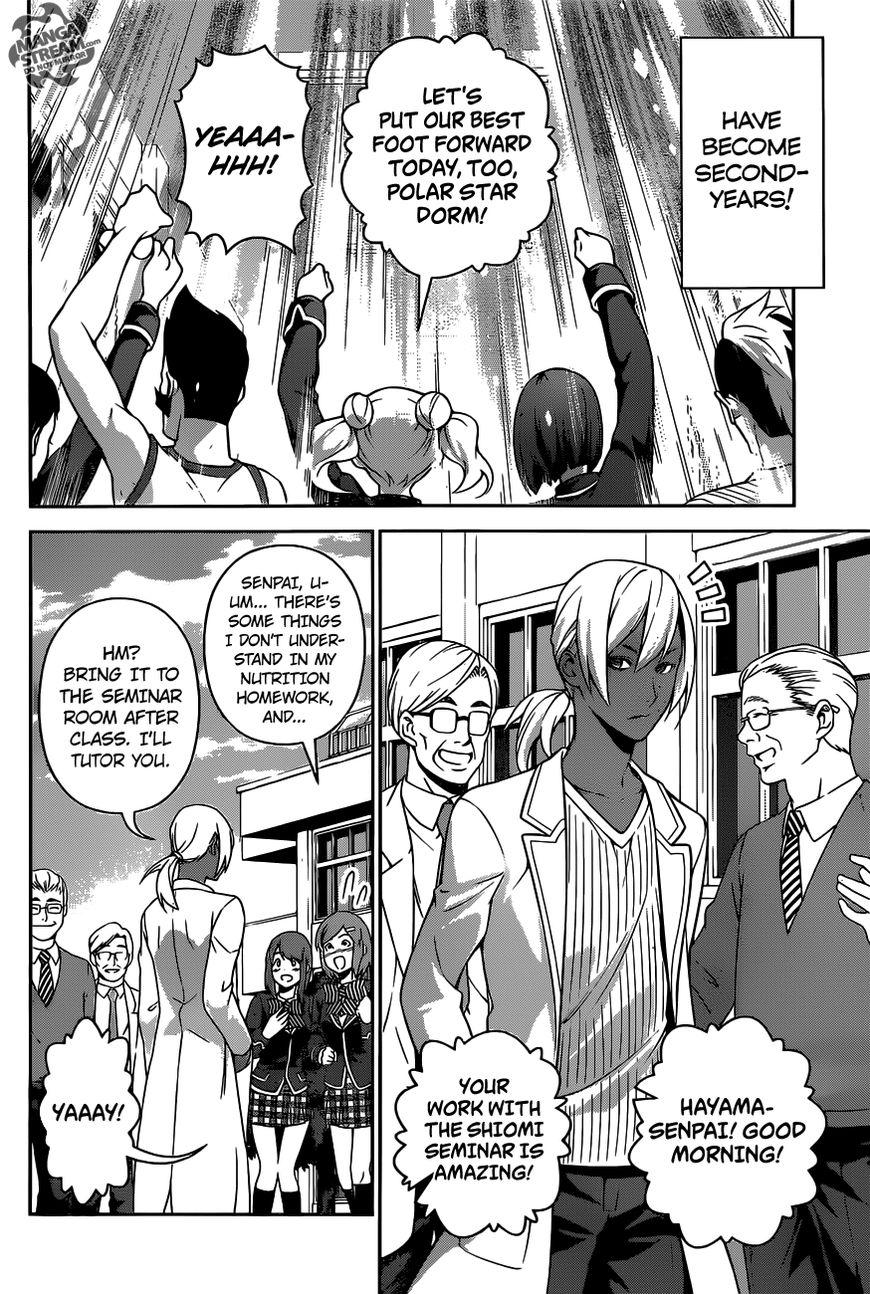 Shokugeki no Soma Chapter 264  Online Free Manga Read Image 4