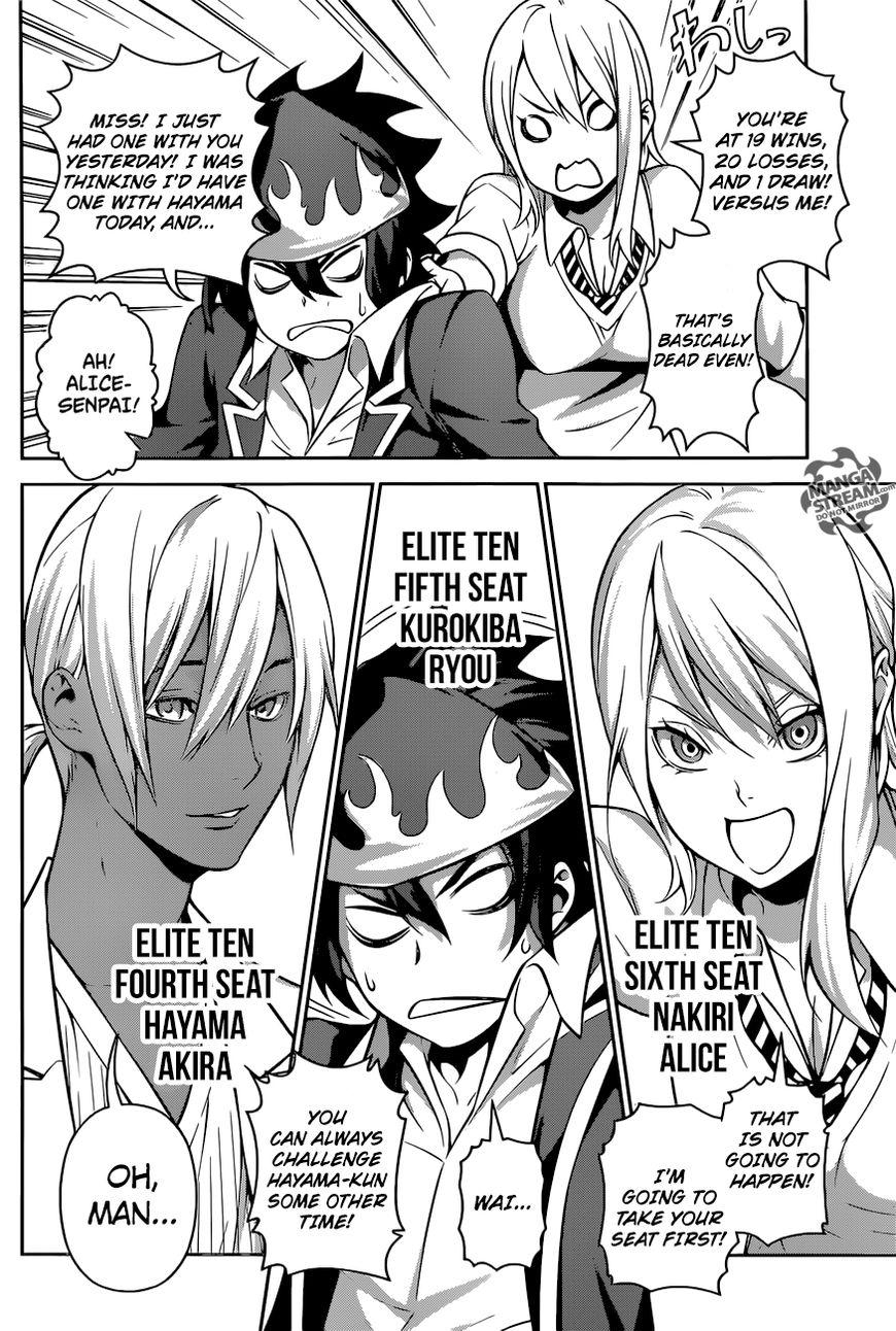 Shokugeki no Soma Chapter 264  Online Free Manga Read Image 6