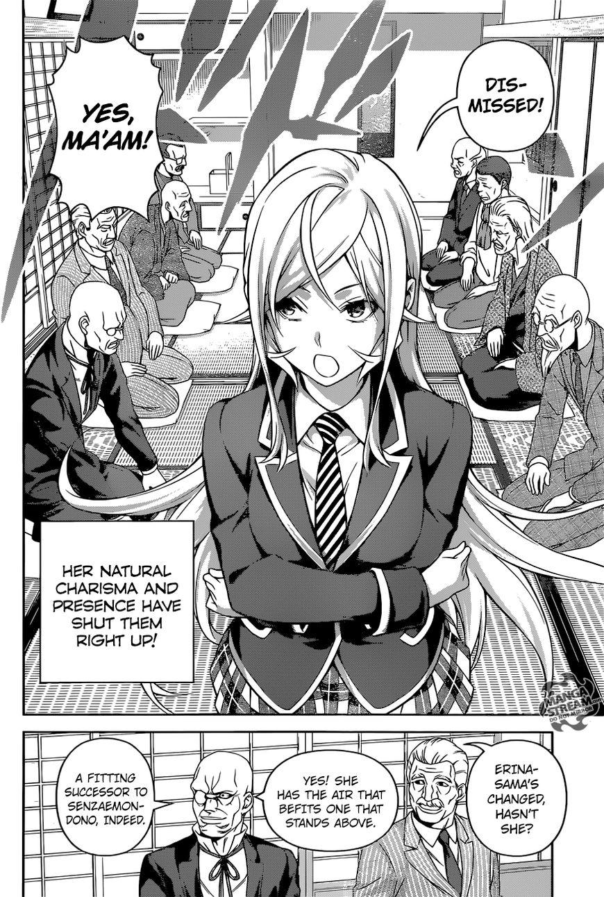 Shokugeki no Soma Chapter 264  Online Free Manga Read Image 8