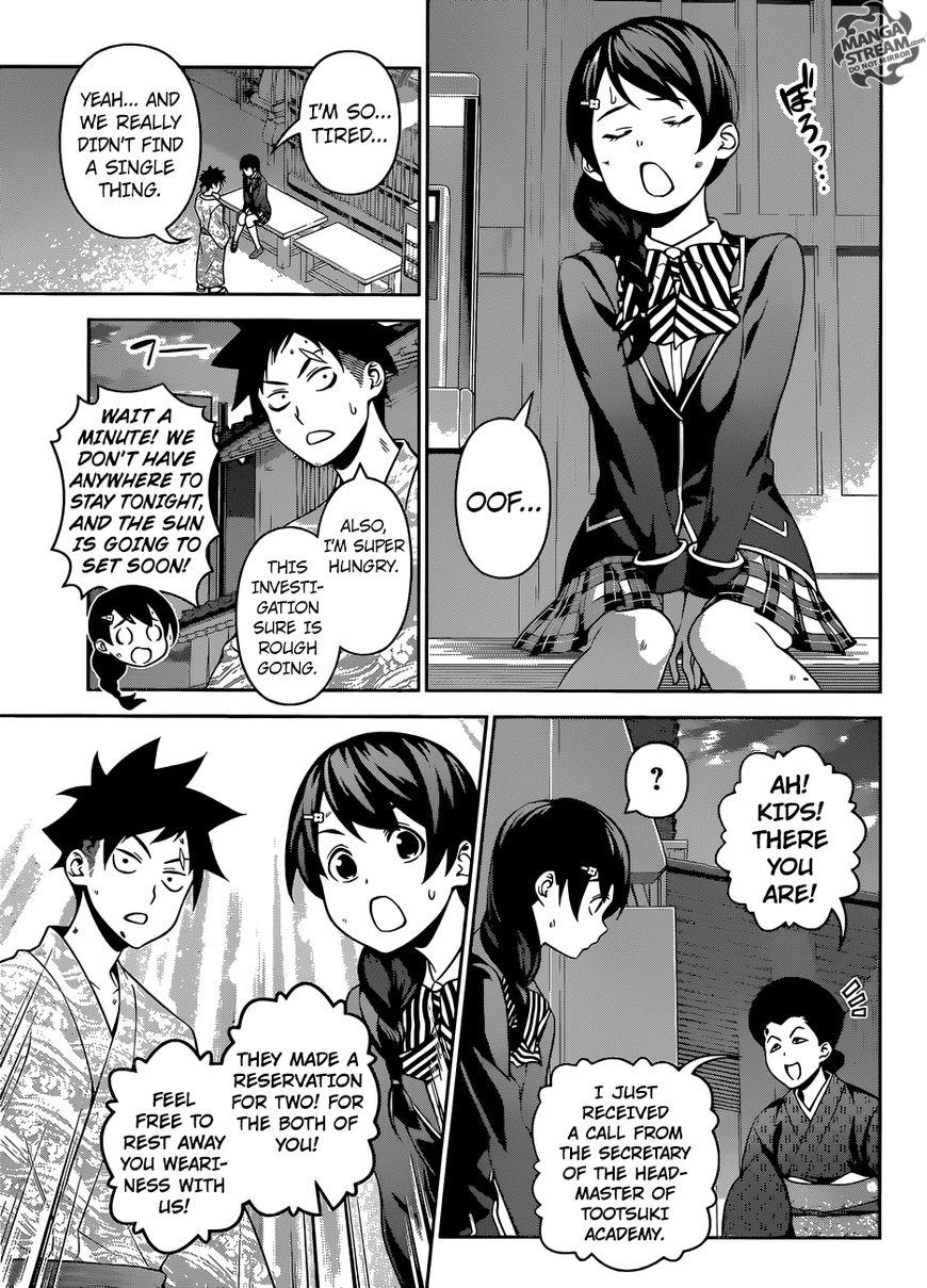 Shokugeki no Soma Chapter 265  Online Free Manga Read Image 12