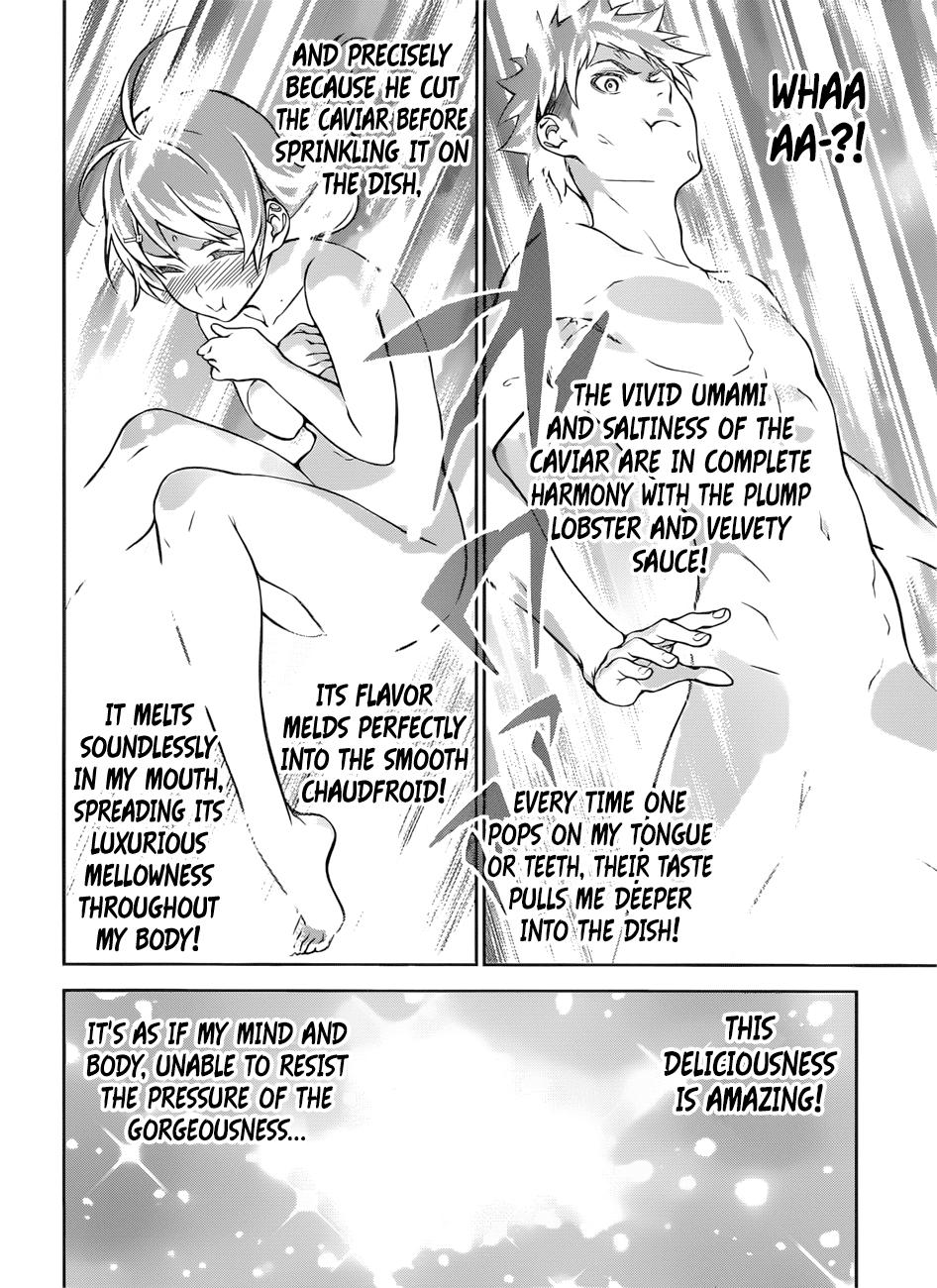 Shokugeki no Soma Chapter 267  Online Free Manga Read Image 13