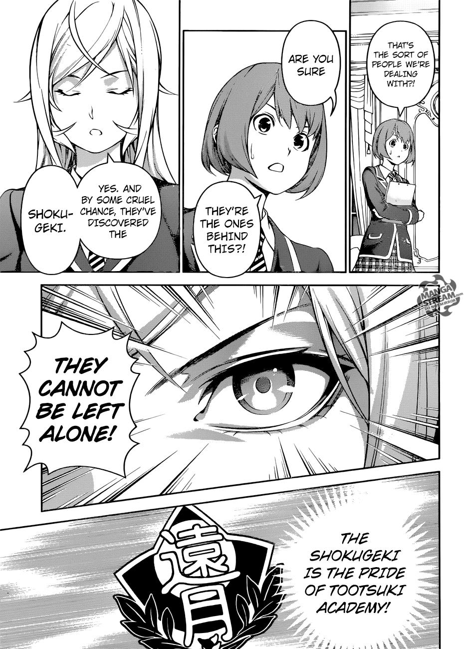 Shokugeki no Soma Chapter 267  Online Free Manga Read Image 18