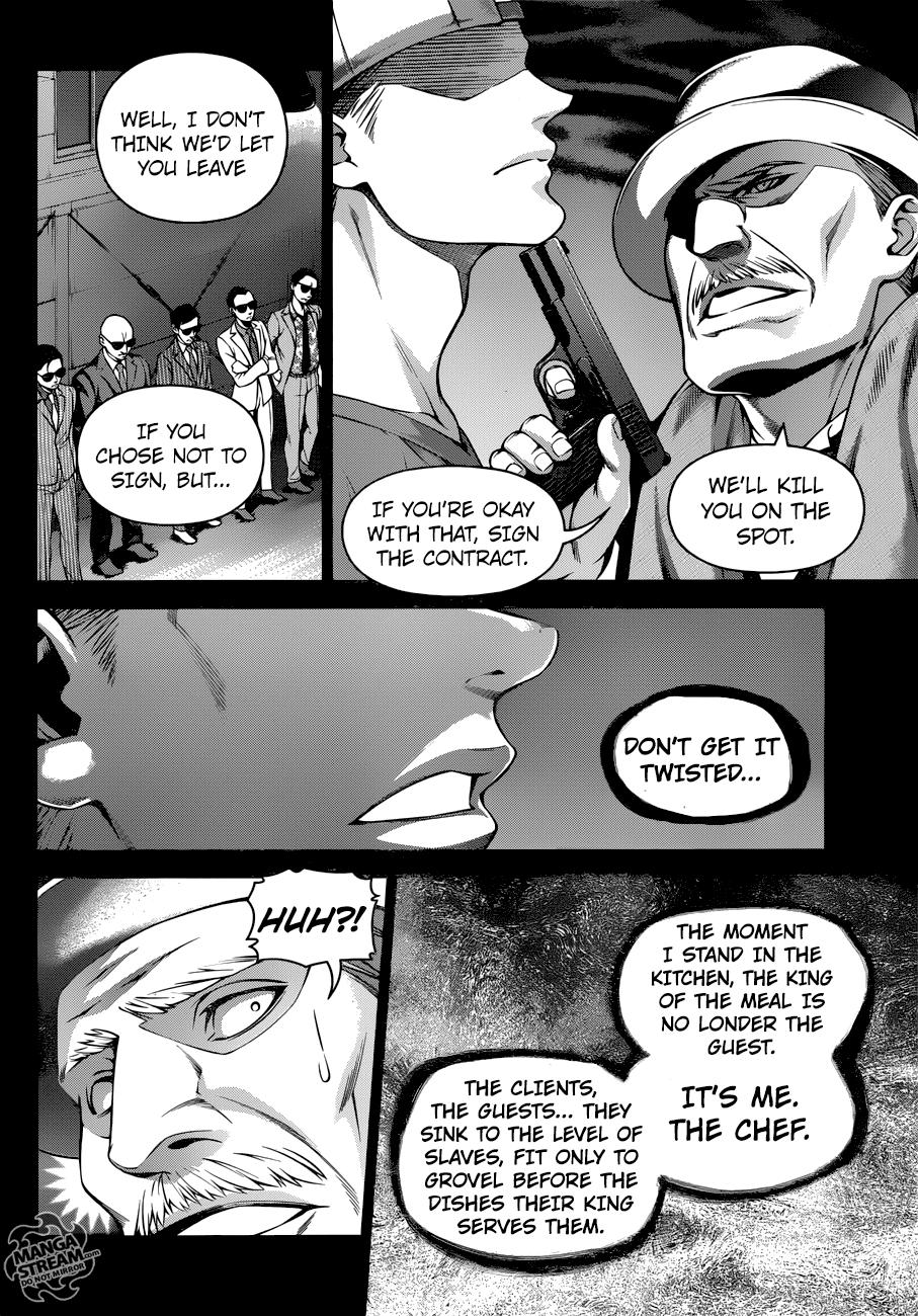 Shokugeki no Soma Chapter 268  Online Free Manga Read Image 3