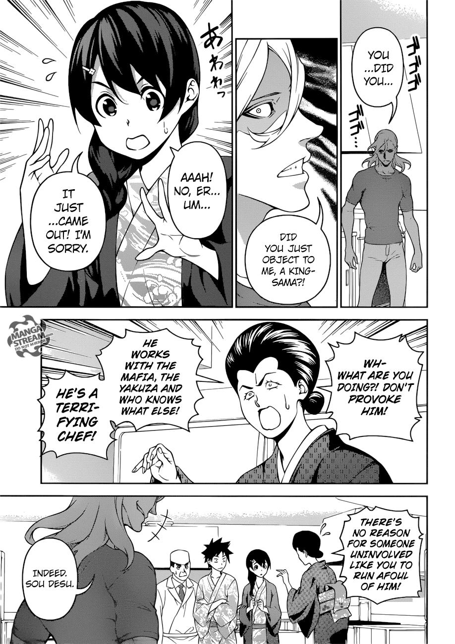 Shokugeki no Soma Chapter 268  Online Free Manga Read Image 6