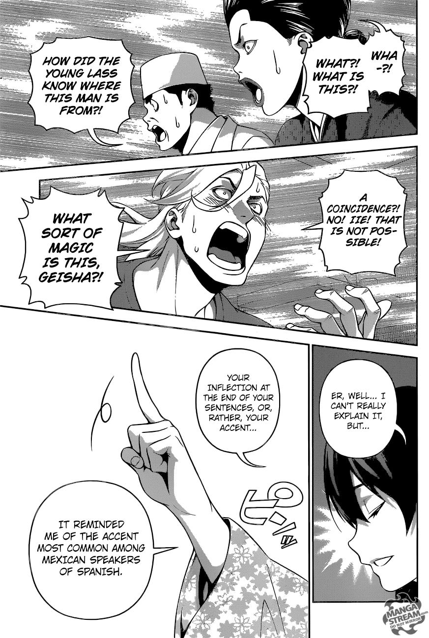 Shokugeki no Soma Chapter 269  Online Free Manga Read Image 12