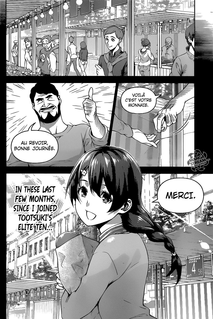 Shokugeki no Soma Chapter 269  Online Free Manga Read Image 15