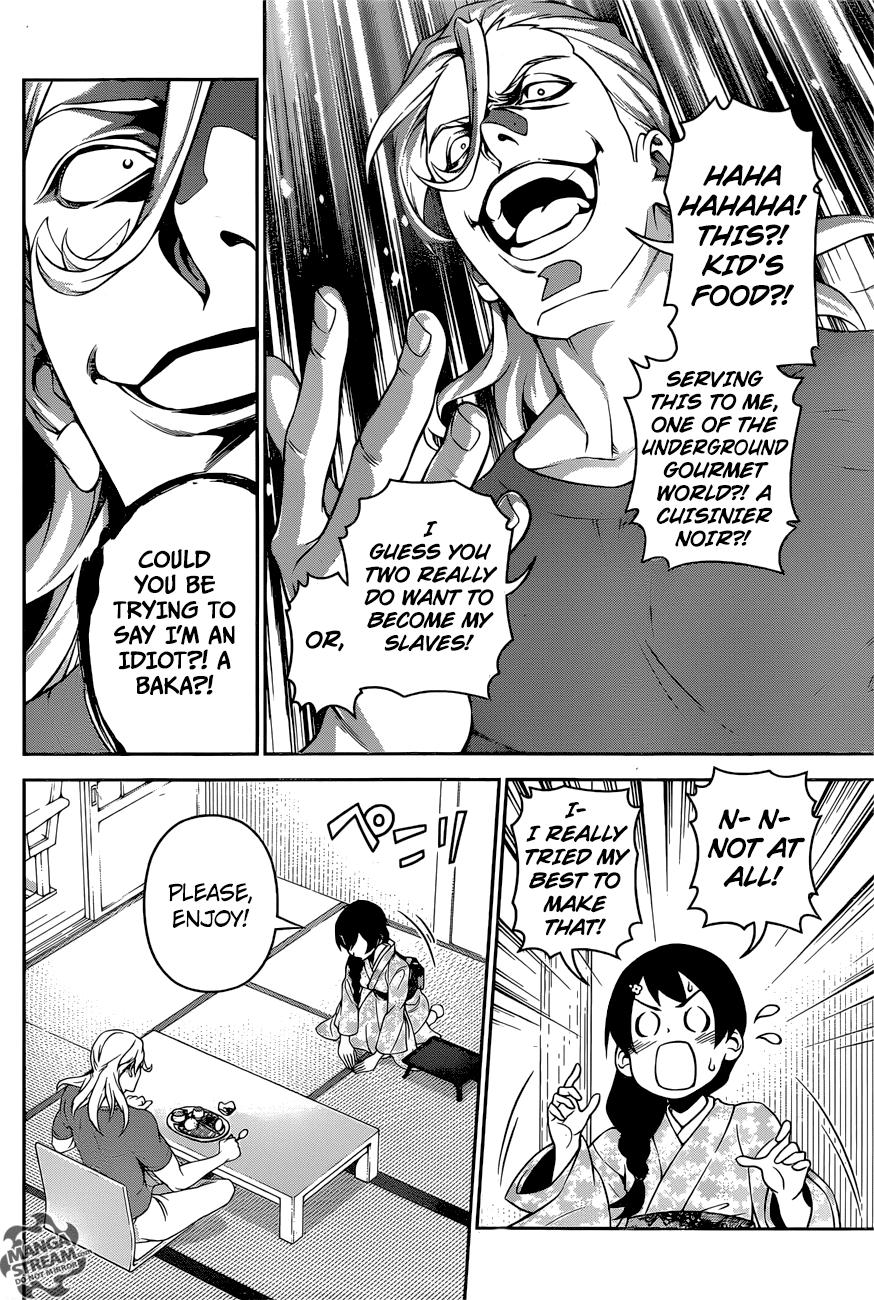 Shokugeki no Soma Chapter 269  Online Free Manga Read Image 5