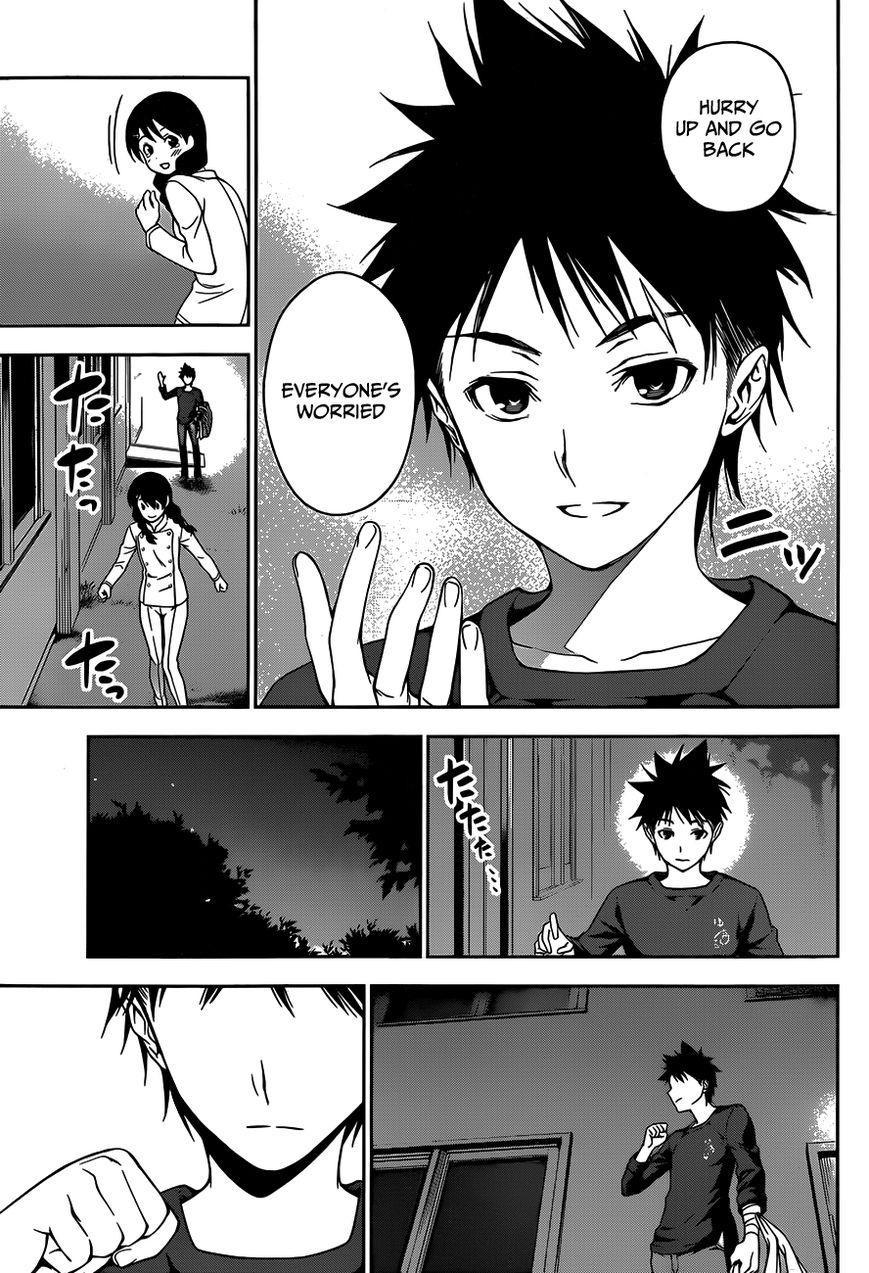 Shokugeki no Soma Chapter 27  Online Free Manga Read Image 14