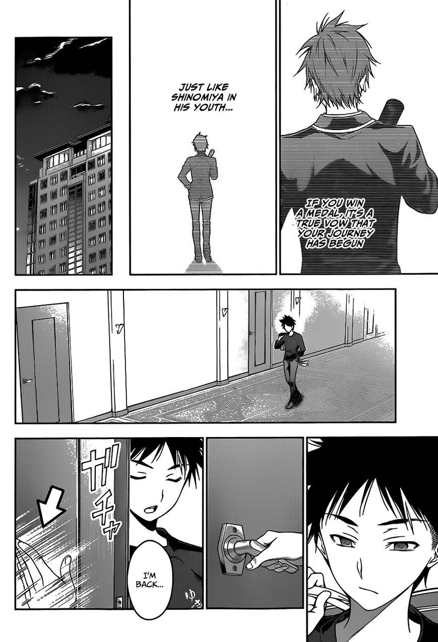 Shokugeki no Soma Chapter 27  Online Free Manga Read Image 16
