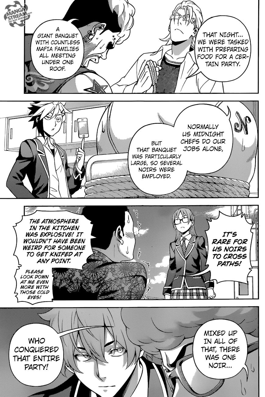 Shokugeki no Soma Chapter 270  Online Free Manga Read Image 14