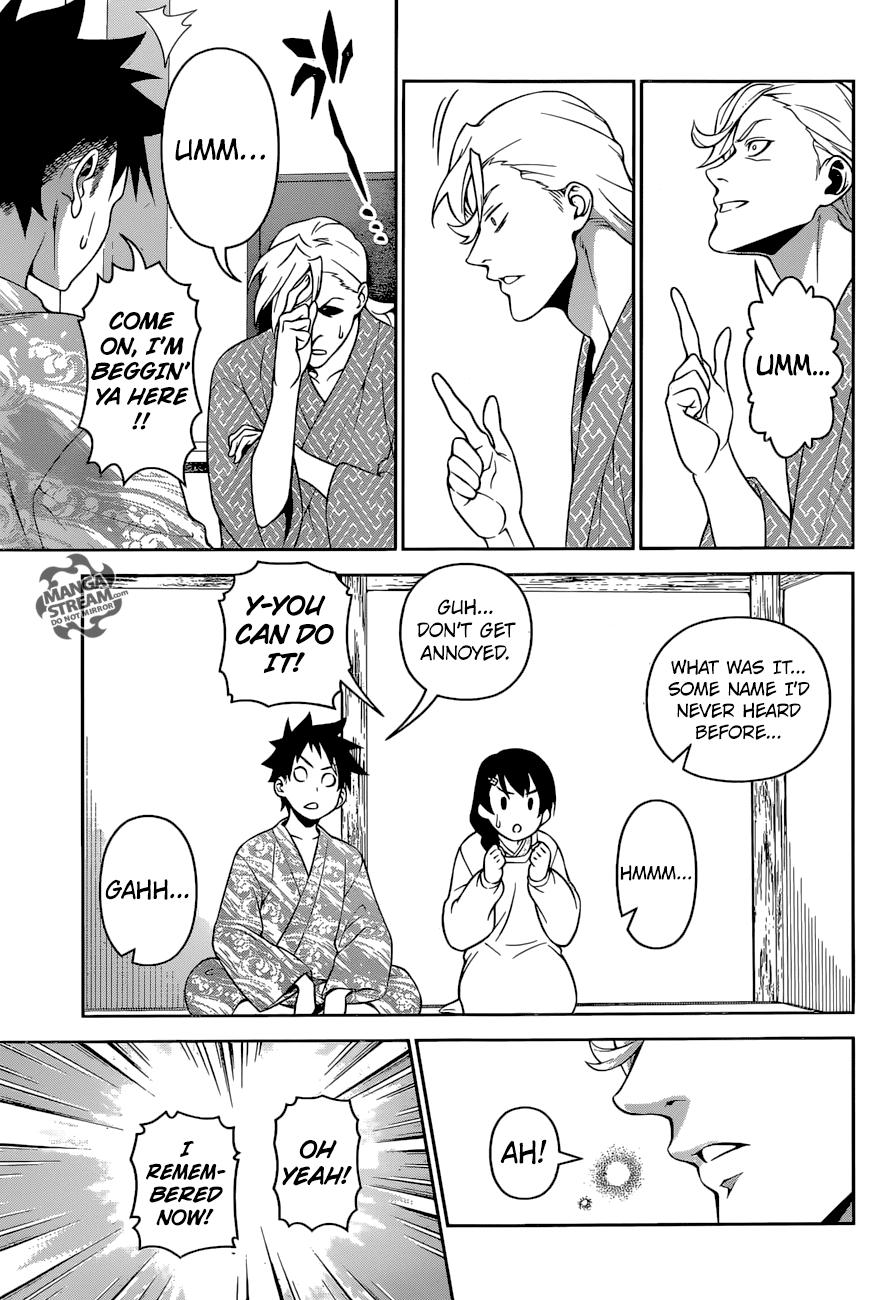 Shokugeki no Soma Chapter 270  Online Free Manga Read Image 18
