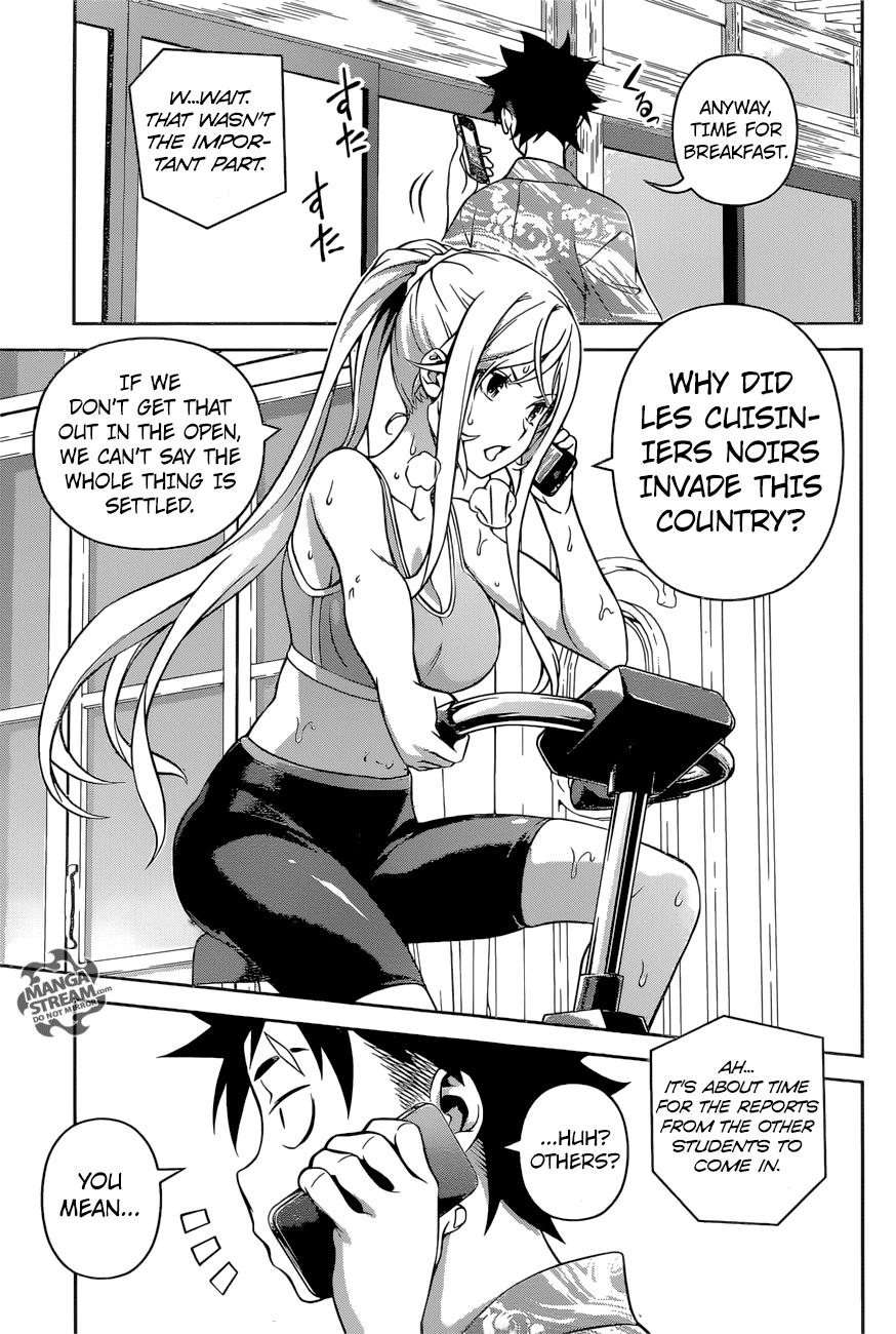 Shokugeki no Soma Chapter 270  Online Free Manga Read Image 6